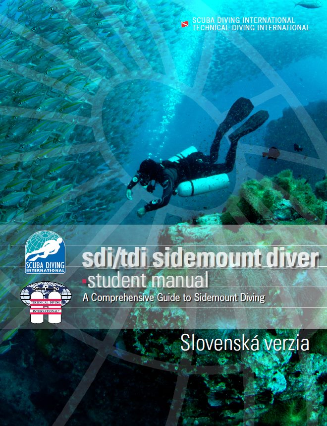 TDI Sidemount Diver Manual